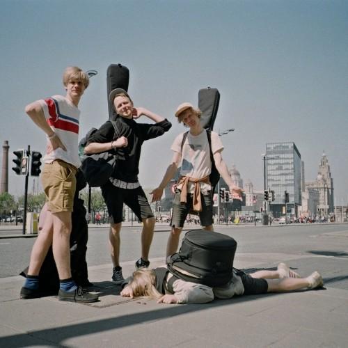 Garbanotas in Liverpool. Foto Gabriele Tamutyte